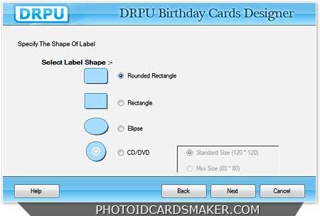 Windows 7 Birthday Cards Maker Tool 8.2.0.1 full