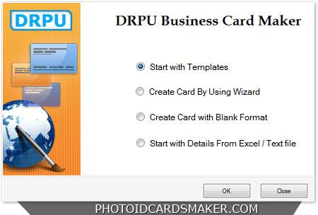Business card maker software creates visiting cards membership cards business card maker software colourmoves